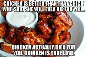 Chicken Wing Meme - 20 chicken wing memes all football fans can relate to