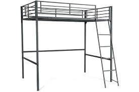 lit mezzanine noir avec bureau lit mezzanine noir lit mezzanine noir 140 190 khan lit mezzanine