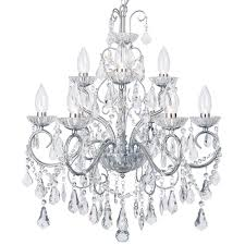 Chandelier Lights Uk by Bathroom Chandeliers Uk Tiered Crystal Ip Rated Store Litecraft