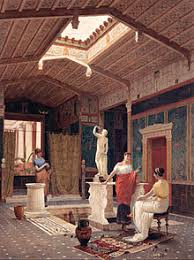 Roman Home Decor Domus Wikipedia