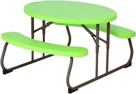 Plastic Folding Picnic Table Picnic Table Bench Combo Outdoor Metal Picnic Folding Table With