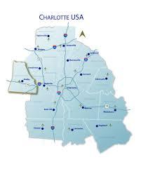 Cleveland Map Usa by Area Maps Cleveland County Economic Development Partnership
