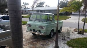 Vintage Ford Econoline Truck - 1967 ford econoline pickup truck classic ford other pickups 1967