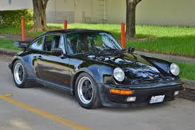 80s porsche 911 turbo 1986 porsche 911 turbo 930 coupe real muscle exotic u0026 classic