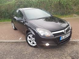 vauxhall astra 2006 2006 vauxhall astra 1 7 cdti 16v sxi 5dr manual the car traders uk