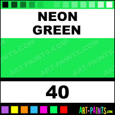 neon green wax colours encaustic wax beeswax paints 40 neon