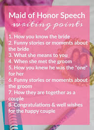 wedding wishes speech of honor speech quotes for best 25 wedding