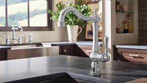 Brizo Vuelo Kitchen Faucet by Tresa Kitchen Brizo