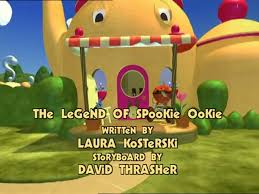 Opening To Rolie Polie Olie Halloween Vhs by Descubre El Ookie