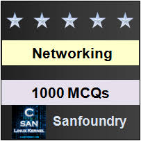 1000 computer networks mcqs for freshers u0026 experienced sanfoundry