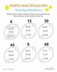 multiplications for 3rd graders best 25 printable multiplication worksheets ideas on