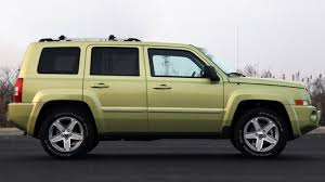 jeep patriot review review 2010 jeep patriot deserves a second look autoblog