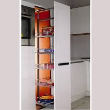 Slide Out Racks For Kitchen Cabinets Home Pull Out Kitchen Cabinets