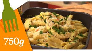 cuisiner pates recette de pâtes au poulet 750 grammes