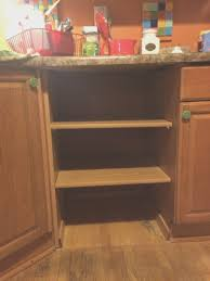 kitchen new replacement shelves for kitchen cabinets design