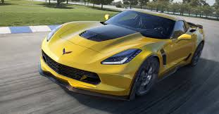 corvette supercar corvette z06 sprints to 60 mph in less than 3 seconds