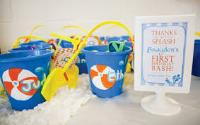1st birthday party favors blue 1st birthday party favors simple classic decoration ideas