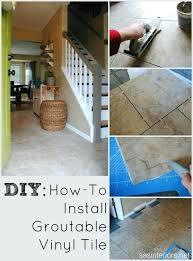 Installing Vinyl Tile Laying Vinyl Tiles Acclimate Flooring According To If