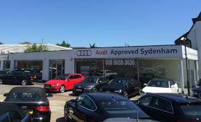 audi dealership exterior audi dealers sydenham london marshall audi