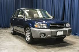 2005 subaru forester 2005 subaru forester ll bean edition awd northwest motorsport