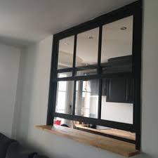 passe plat cuisine americaine fenêtre americaine passe plat intérieur séparation interieure