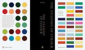 new book the anatomy of color or colour enfilade