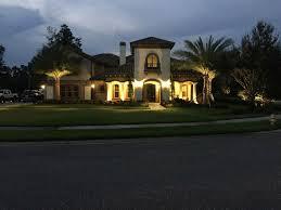 Orlando Landscape Lighting Synergy Florida