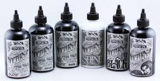 relyaid tattoo supply z nocturnal ink complete 6 bottle sets