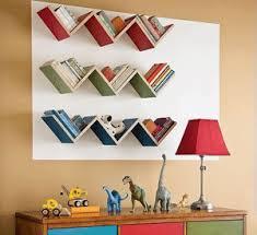 modular shelving wall decorating ideas