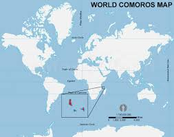map comoros comoros location map location map of comoros