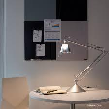 archimoon k de flos lámpara de trabajo de efecto metalizado cuyo