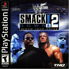 Backyard Wrestling Video Game by Wwf Smackdown 2 Know Your Role Ntsc U Iso U003c Psx Isos