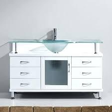 55 Bathroom Vanity 55 Inch Bathroom Vanity Top Single Sink Thedancingparent