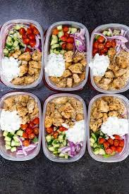 food prep meals 20 healthy dinners you can meal prep on sunday the everygirl
