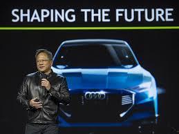 audi ceo ces 2017 nvidia and audi say they ll field a level 4 autonomous