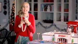 how crazy does target get on black friday crazy target lady gingerbread commercial 2010 youtube