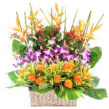 flower delivery ta ta 151 tropical flower delivery singapore