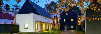 groundbreaking passivhaus development in uk features ultra green