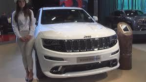 Grand Cherokee Srt Interior Jeep Grand Cherokee Srt 6 4l V8 Hemi 2015 Exterior And Interior