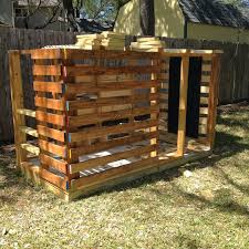 modern diy outdoor playhouse tour and how to