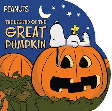 pumpkin cartoon pic the legend of the great pumpkin book by charles m schulz