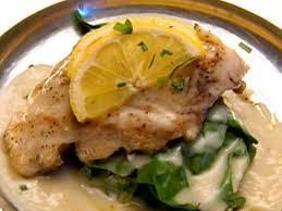 Beurre Blanc Sauce Recipe by Pan Seared Rockfish With Lemon Beurre Blanc Recipe Robert Irvine