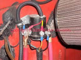 electrical system upgrade remote starter relay installation ih