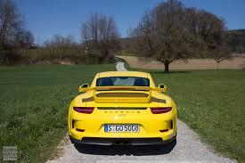 yellow porsche gt3tour meet the racing yellow porsche 911 991 gt3