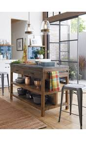 wood countertops kitchen island crate and barrel lighting flooring