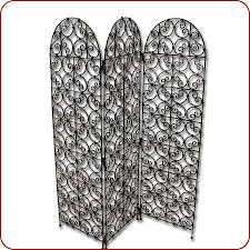 Moroccan Room Divider Moroccan Wrought Iron Furniture Moroccan Handpainted Furniture