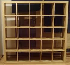 storage cube shelves ikea expedit kallax 5x5 6ft storage cube unit bookcase in beech