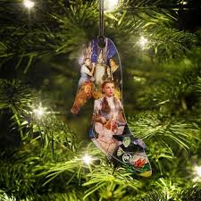 Wizard Of Oz Christmas Decorations Slipper Ornament Gifts For Fans Of The Wizard Of Oz Popsugar