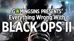 Barneyintros Youtube by Everything Wrong With Black Ops Ii In 6 Minutes Or Less
