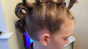 rolling hair styles braided cat ears halloween hairstyles cute excellent crazy but fun